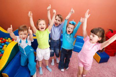 dzieci przedszkolne