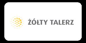 logo programu żółty talerz