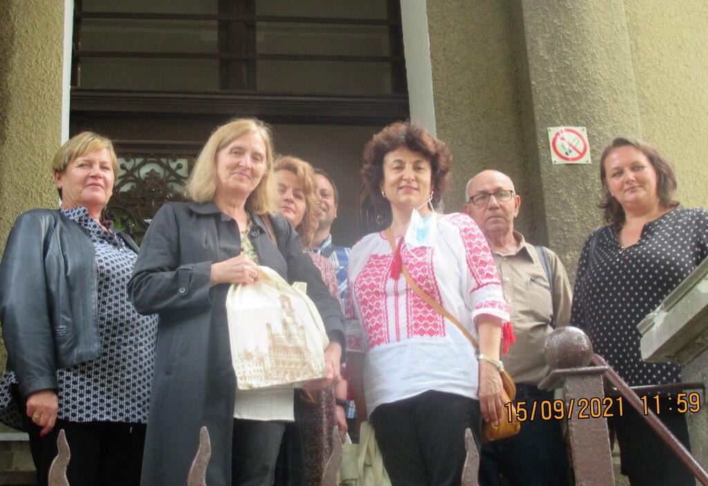 Goście z Rumunii w OSW
